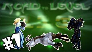 ROAD to LEVEL 110 - ¡Ponys Unicornioooos! Ep. #1