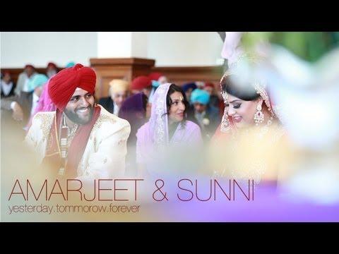 Amarjeet & Sunni - Luxury Sikh Wedding in UK / Indian Wedding in UK
