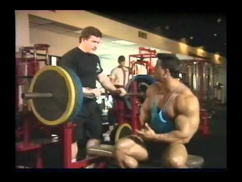 Joe Weider's Bodybuilding Training System: Tape 7 - Mass & Strength Training Image 1