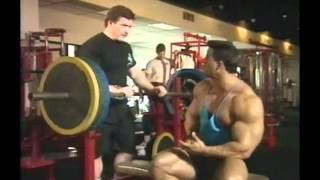 Joe Weider's Bodybuilding Training System: Tape 7 - Mass & Strength Training