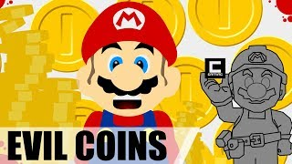 "How to Make a ""Don't Touch the Coins"" Level in Super Mario Maker!"