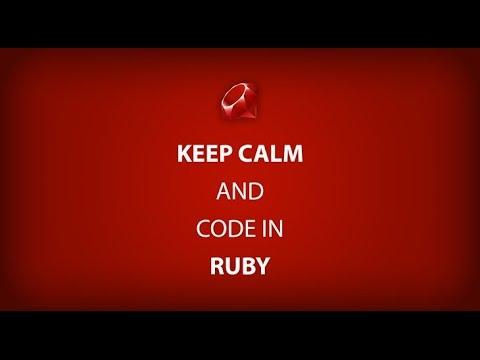 Ruby and rails: разработка сайта на Ruby on Rails. Скаффолд, экшены и миграции.