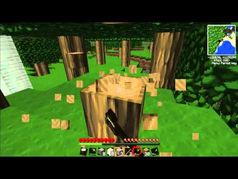 TheMinerKids Spiller Tekkit! - Episode 1.