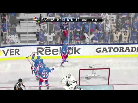 They Cant Hold Us - NHL 15 Gameplay