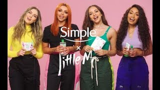 Simple x Little Mix - Mix & Match Quiz