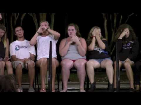 Professional Hypnotist Says, lose Your Clothes! video
