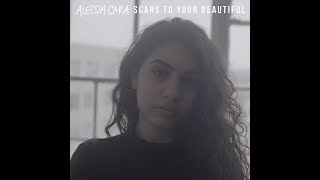 Scars To Your Beautiful Extended Intro Audio Alessia Cara