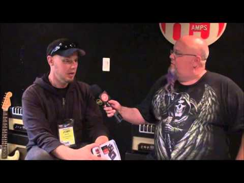 Josh of Cattle Decapitation Interview NAMM 2013