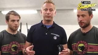 SC Bern Summer Challenge: Darts (Beat Gerber vs. Marco Müller)