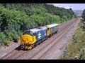 37558 + 975025 AT HEMERDON LOOPS WITH THE 2Z02 0759 EXETER - EXETER VIA PENZANCE - 25th July 2018