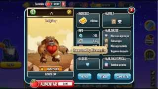 Monster Legends - Teddy Fear