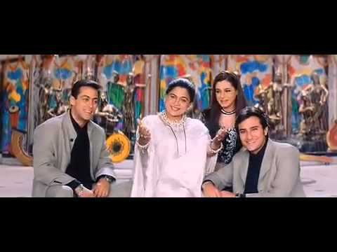 Yeh To Sach Hai Ke - Hum Saath Saath Hain.mp4