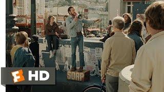 Milk (2/10) Movie CLIP - My Fellow Degenerates (2008) HD
