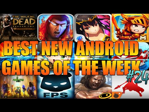 Best New Free Android Games of the Week #24