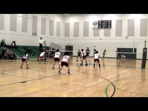 Spectrum High School Girls Varsity Volleyball 2012 Highlight Reel