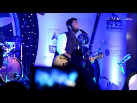 Arijit Singh Live  Amity University: Tum hi ho... (HD)
