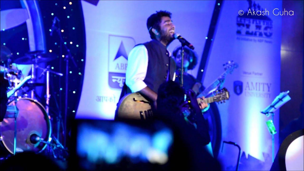 Arijit Singh in Dubai Arijit Singh Live Amity