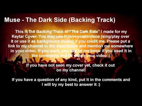 Muse - The Dark Side [LYRICS/LETRA] [ENGLISH/ESPAÑOL]