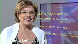 Follow Me com Marisa Leite de Barros - Lesson 46