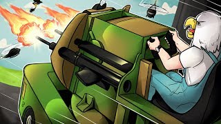 GTA 5 Fun - Gunrunning DLC Missions with Nogla, Basically, and Wildcat