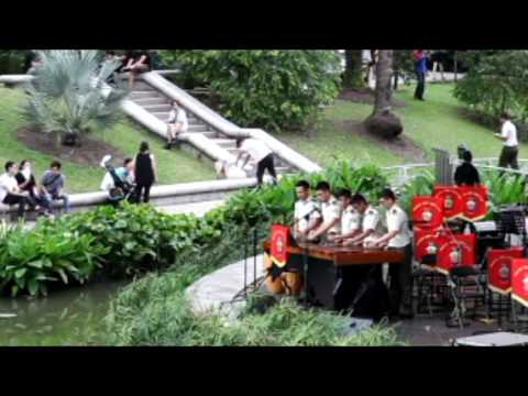 SAF Military Band - Botanical Gardens