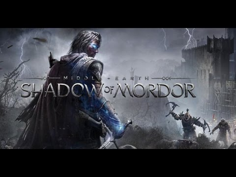 "Shadow of Mordor Main Menu Theme Extended ""The Gravewalker"""