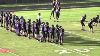 Battlefield Freshmen Footbal 10/05/15