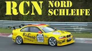 RCN 2. Lauf 2017 Nürburgring Nordschleife | Rahmenprogramm N24h Quali-Rennen 22.4.17
