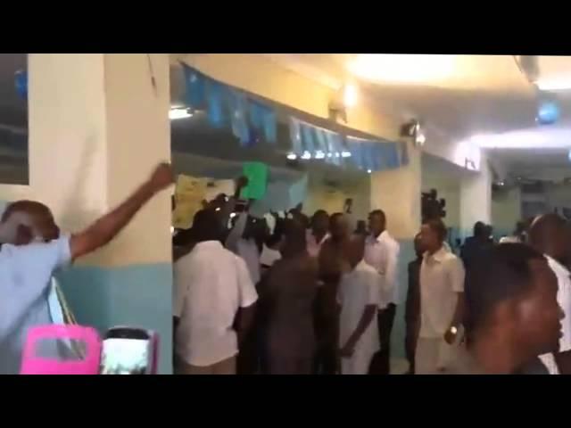 Disrupt Somali Parliament Day 2: Shouting, Banging In Somali Parliament Disrupts PM Vote