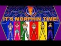 When To Morph: Making The Best Power Rangers Game Part 1