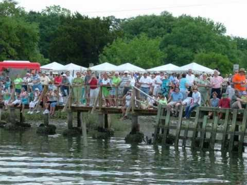 Lowcountry Shrimp Festival in McClellanville, SC
