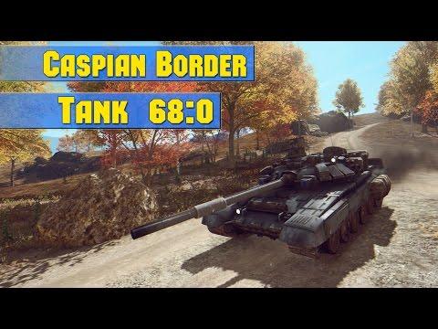 BF4 Tank Gameplay   Caspian Border 68:0