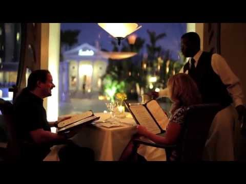 Baccarat at Sandals Royal Bahamian: Elegant French Cuisine