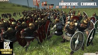 Total War: Rome 2 - Multiplayer - Hardcore - Ягморт и Ягник