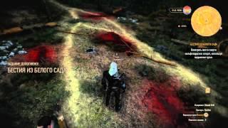 Ведьмак 3 - Глава 6 -  Бестия из Белого Сада (полное прохождение БЕЗ КОММЕНТАРИЕВ)