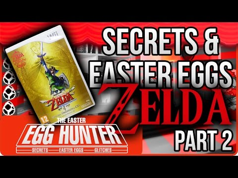 The Easter Egg Hunter: Legend of Zelda Secrets Part 2