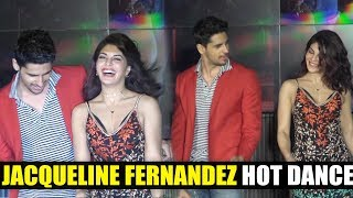 Sidharth Malhotra and Jacqueline Fernandez H*T Dance On Bandook Meri Laila Song From A Gentleman