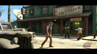 GTA 5 - про геймплей за трех персонажей, о сюжете и героях