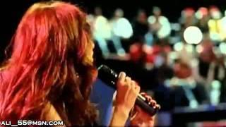 زينة تغني للإمبراطورة وردة في فيلم واحد صفر