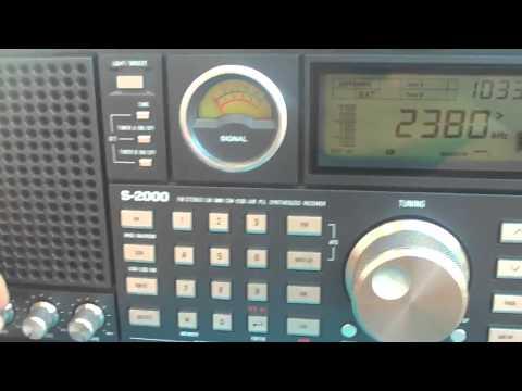 2380 khz Radio Educadora , Limeira , São Paulo , Brazil