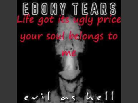 Ebony Tears - Soulcrusher