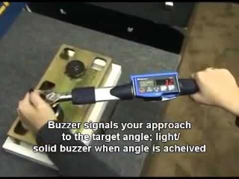 Tohnichi CTA2 Digital Torque Wrench With Angle