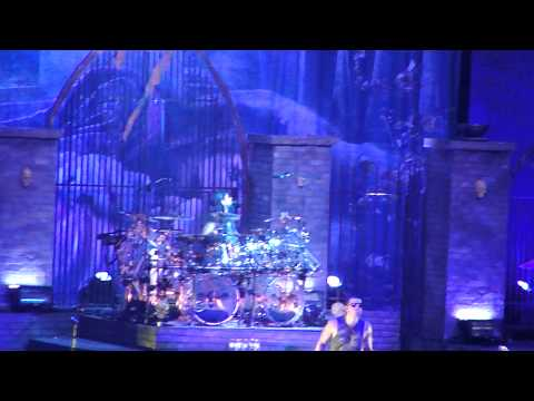 Avenged Sevenfold LIVE- Beast and the Harlot (UPROAR Tour, 2010-08-25 in Toronto, ON)