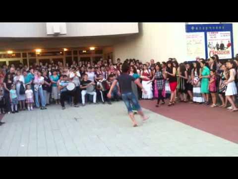 Circassian Dance Къэфкъас къашъохэр Maykop