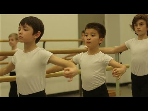 'The Nutcracker' Boys Bring Change to Holiday Classic