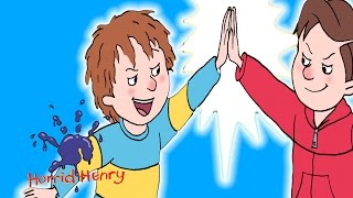 Horrid Henry: Meet the Purple Hand Gang!
