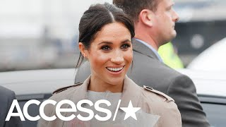 Meghan Markle's Old Instagram Pal Adorably Surprises Her In New Zealand | Access