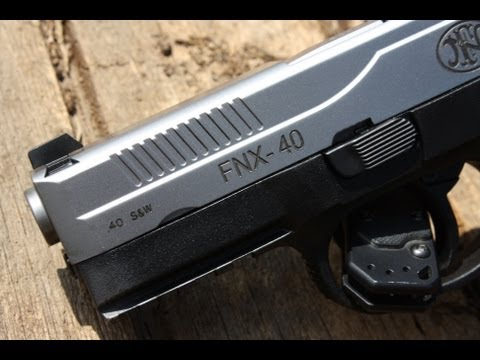 FNX-40 Handgun Review