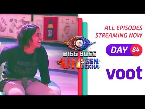 Bigg Boss S12 – Day 84 – Watch Unseen Undekha Clip Exclusively on Voot thumbnail