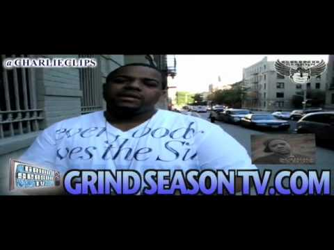 Exclusive Charlie Clips Pt.1 interview on Grind Season TV (Talks AyeVerb & More)